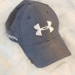 Under Armour Baseball Raised Embroidered Hat